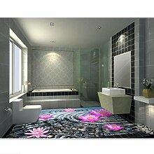 Zxfcccky Wasserdichte Tapete-für-Badezimmer