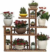 ZXH77f Blumenständer Indoor Home Balkon Pflanze