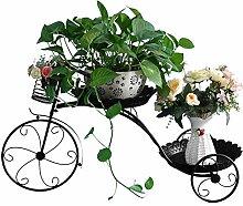 ZXH77f-Blumentreppen Blumenständer Balkon Metall