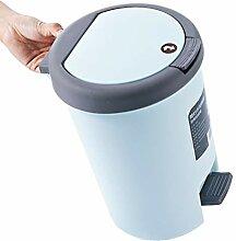 ZXH77f Mülleimer, Küchenpedal-Box,