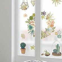 ZXINHome Fensterfolie Mattglasfolie