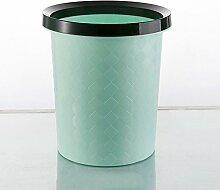 ZXJshyp Papierkorb-Abfallkorb-Mülleimer for