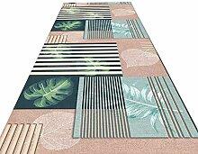 ZXL Läufer Teppich Moderner Teppich für