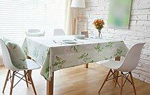 ZXL Tischdecke, Baumwolle Modernen Einfachen Stil
