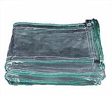 ZXL Transparente Regen Tuch Regen Tuch Leinwand
