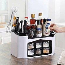 ZXT Multifunktionale Küche Aufbewahrungsbox