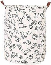ZXXFR Faltbarer Wäschekorb Für Kleidung