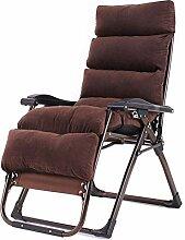 ZXZJ Faltender Schwerelosigkeits-Stuhl, im