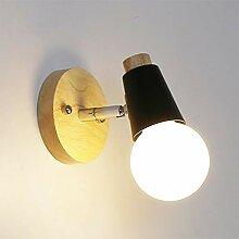 ZY Einfach Nachttischlampen Modern Wandlampe in