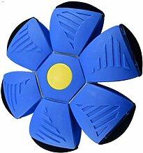 ZYBC Frisbee Deformation Ball, Fliegende