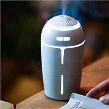Zybnb Auto Luftbefeuchter USB Ätherisches Öl