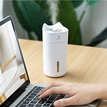 Zybnb Luftbefeuchter Desktop Aroma Diffusor Lampe