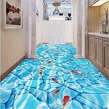 Zybnb Saubere Flusswasser Korridor WC 3D Boden