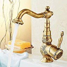 ZYC-WF Badezimmer Waschbecken Wasserhahn,