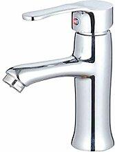 ZYC-WF Wasserhahn Waschbecken Mit Kalt- Und Warm