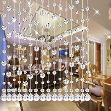 ZYCLSSRV Champagner Veranda kristallperle
