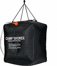 ZYCX123 40L Camping PVC Dusche Tasche Solaranlage
