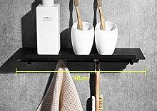 ZYDQQ Duschkorb aus Edelstahl für Badezimmer