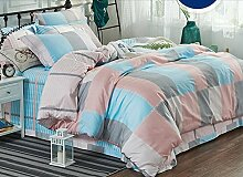 ZYJYcotton Bedding Set mit Vier / 3D / Stereo -