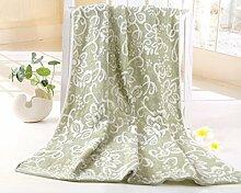 ZYJYhandtuch gold anzug bambus - faser handtuch