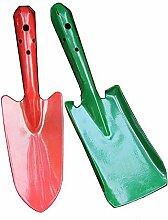 ZYL 2 Stück Handwerkzeuge Spaten Gartenkelle