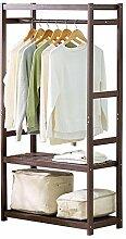 ZYL-YL Massivholz Kleiderständer Einfacher Hanger