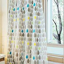 ZYLE Badezimmer Badezimmer Duschvorhang