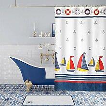 ZYLE Badezimmer Duschvorhang Trennvorhang