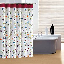 ZYLE Duschvorhang Badezimmer Badezimmer Polyester