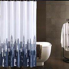 ZYLE Hotel Badezimmer Polyester Duschvorhang