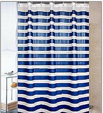 ZYLE PEVA Kunststoff Duschvorhang Badezimmer