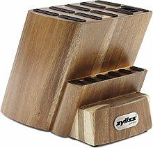 ZYLISS Control Messerblock aus Holz –