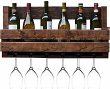 ZYLZL Weinregal, Bar, Restaurant, Hängend,