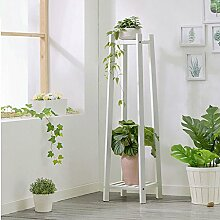 ZYN Blumenregal aus Holz für den Innenbereich,