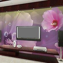 ZYT Blumen Art Deco 3D Tapete Für Privatanwender