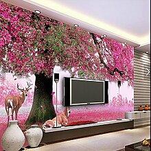 ZYT Blumen Bäume/Blätter Tapete Für