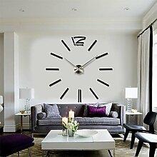 ZYT Digitale Uhr modernes Design Heimtextilien dekorative große Wand Wanduhr