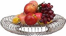ZYT Lagerung Korb kreative Obst Teller Obst