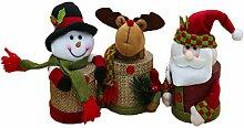 Zywtrade Christmas Candy Box Heiligabend Apple Box