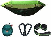 ZYZ ultraleichte Camping-Hängematte mit