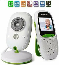 ZZAZXB Babyphone mit Kamera Video Baby Monitor 2,0