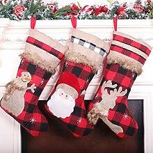 Zzh Rote und Schwarze dekorativen Gitter