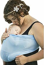 ZZHK Atmungsaktive Baby Slings Quick Dry