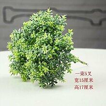 ZZJJWW Simulation Pflanze Künstliche Gefälschte