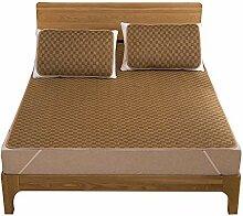 ZZKJBox Sommer Schlafmatte/Rattan Cooling Mat