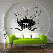 zzlfn3lv 3D Mandala Lotus wandaufkleber PVC