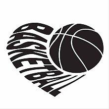 zzlfn3lv Basketball Wandaufkleber Jungen Zimmer