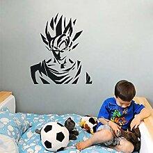 zzlfn3lv Goku Anime Vinyl Gestanzte Aufkleber