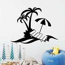 zzlfn3lv Klassische Beach Resort Aufkleber