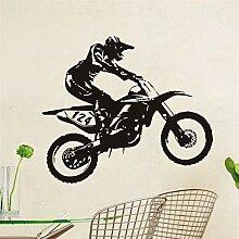 zzlfn3lv Motor Racing Wandkunst Aufkleber Vinyl